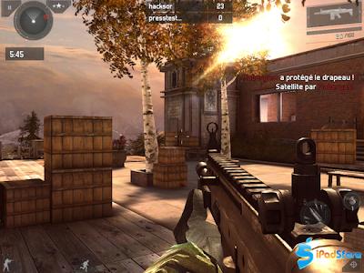 Modern-Combat-3-Fallen-Nation-22 Veja como está ficando Modern Combat 3: Fallen Nation (iPhone e iPad)
