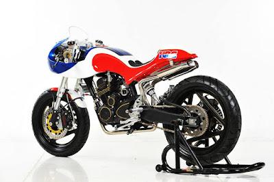 "Honda Tiger 200 ""Neo Classic Racer"""