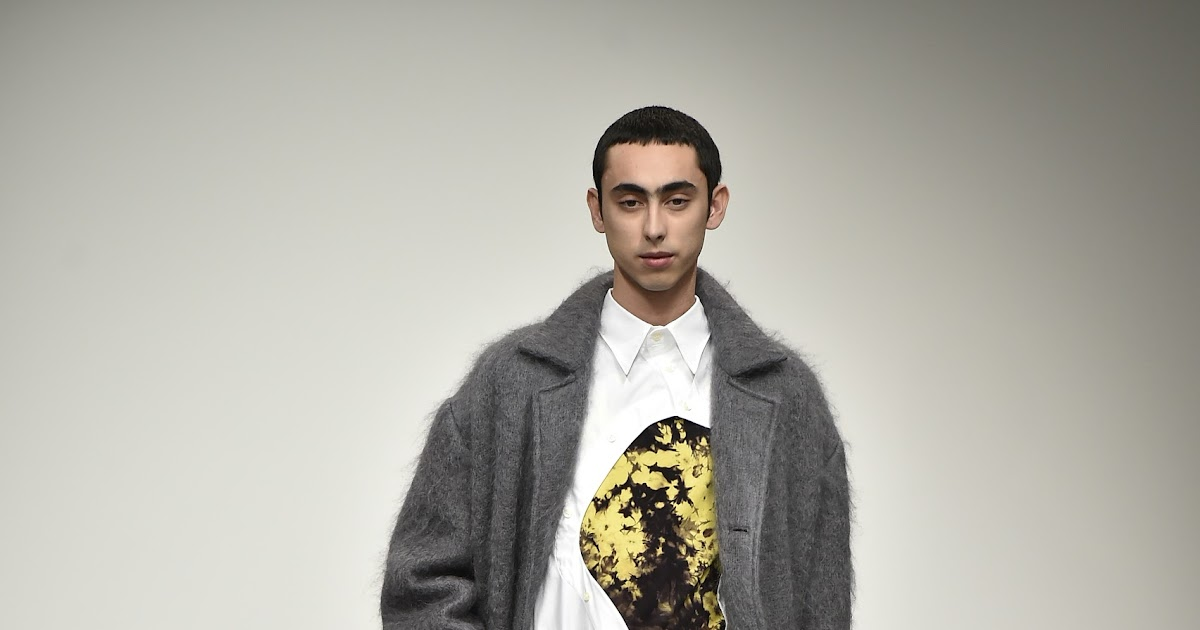 Men S Styling Alex Mullins Aw18 Collection At London