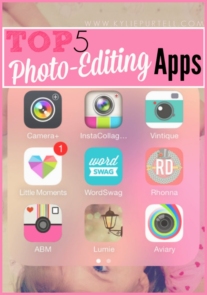 Good for apps photo editing iphone