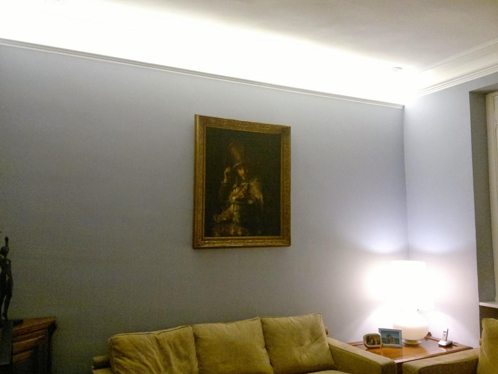 Illuminazione indiretta nel controsoffitto forum for Luci led interni