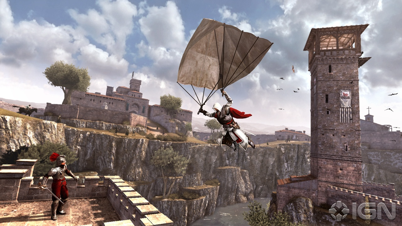 Game Review Arcade Assassin S Creed Brotherhood Review