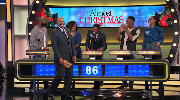 Cast From Almost Christmas.The Blog Is Right Game Show Reviews And More Almost