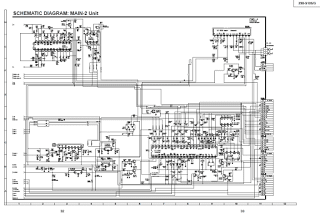 Skema TV SHARP schematic main board 29B-S10S/G