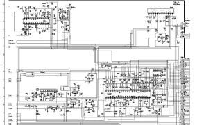 Skema TV SHARP schematic main board 29B-S10S/G