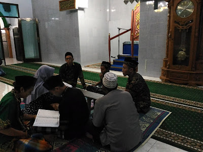 Tadarrus Al-Qur'an Berjama'ah