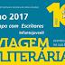 Em junho o Viagem Literária recebe sua 2a edição em Santa Rita
