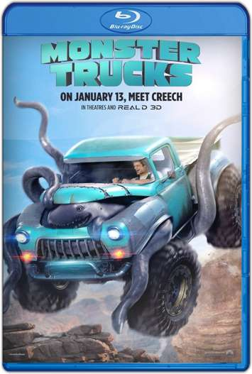 Monster Trucks (2017) HD 1080p Latino