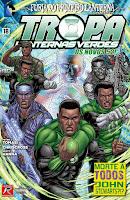 Os Novos 52! Tropa dos Lanternas Verdes - #18