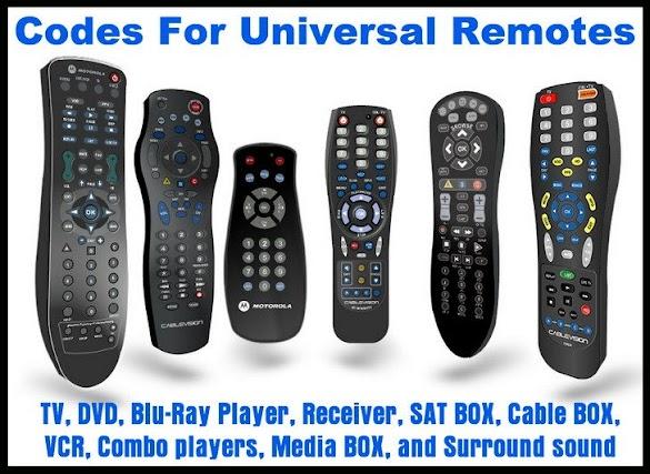 Kumpulan Kode/Code Remote Tv Semua Merek