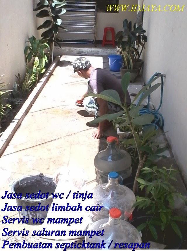 jasa layanan sedot wc Kalianak, Surabaya