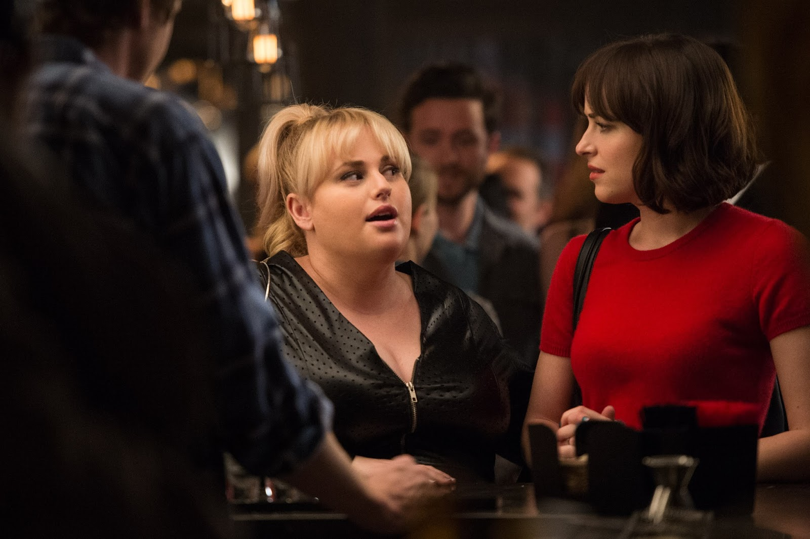 """Rebel Wilson, The Party Animal In €�how To Be Single"""""""