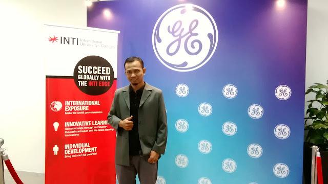 GE Leaders of Tomorrow, Khir Khalid,
