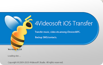 4Videosoft iOS Transfer full crack