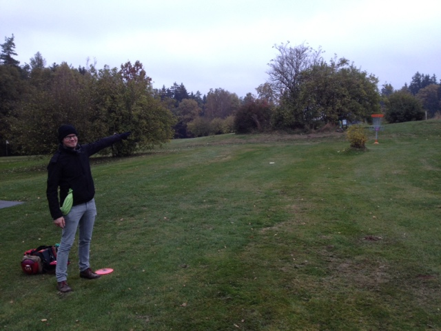 Disc Golf Herrensee 5