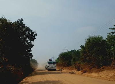 Engineer rawan stress karena kondisi jalan
