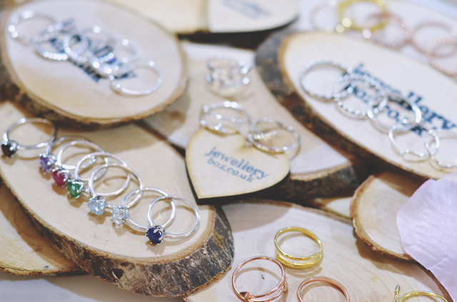 Jewellery Box UK rings