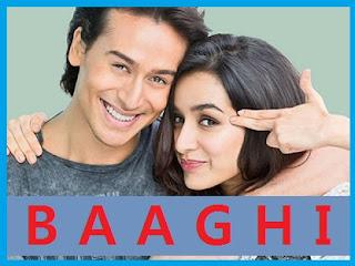 Tiger Shroff dan Shraddha, Kapoor Pemeran Utama Film Baaghi