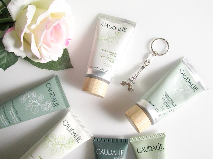 Review: Neue Peelings & Masken von CAUDALIE für das Gesicht
