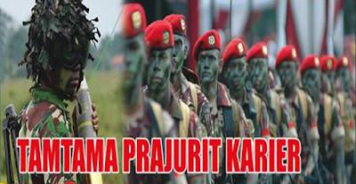 Penerimaan Tamtama TNI AD 2015