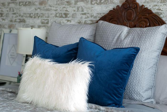 Modern Glam Bedroom Reveal Vintage Romance Style