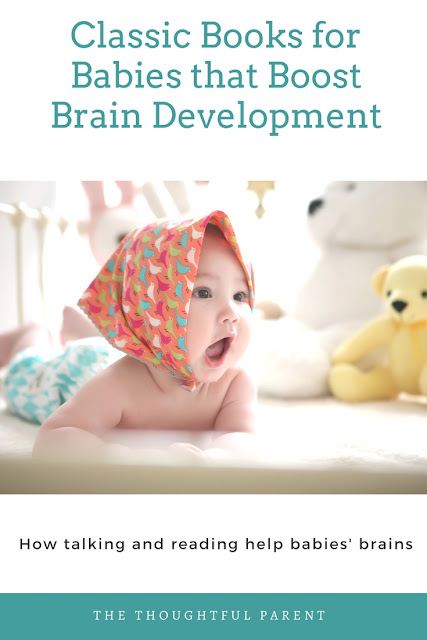 Classic Books for Babies that Boost Brain Development