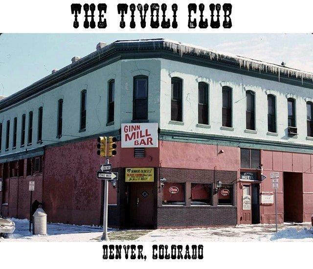 Soapy Smith's Soap Box: The Razing Of The Tivoli Club