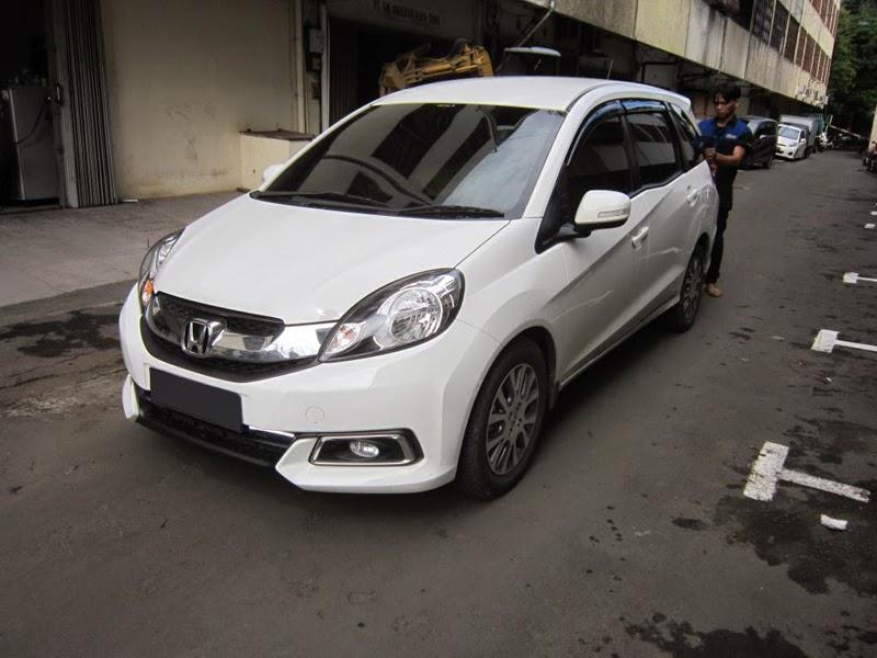 Kumpulan Foto Hasil Modifikasi Mobil Honda Mobilio Terbaru