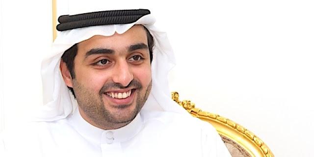 H.H. Sheikh Dr. Rashid Bin Hamad Al Sharqi, Deputy Chairman, Fujairah Oil Industry Zone,