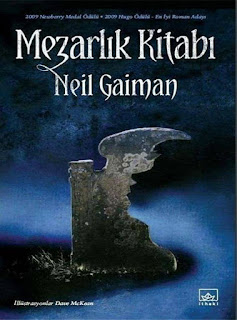 Neil Gaiman- Mezarlik Kitabı