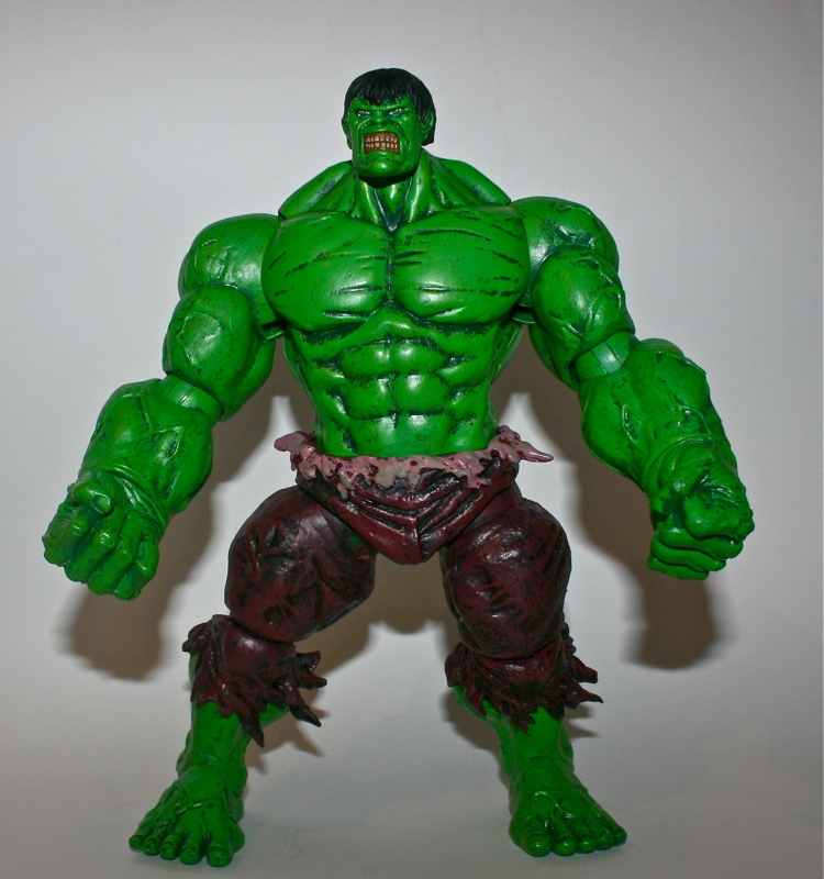 incredible hulk toys - photo #9