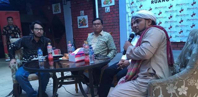 Panitia Tidak Akan Lindungi Kampanye Politik Di Reuni 212
