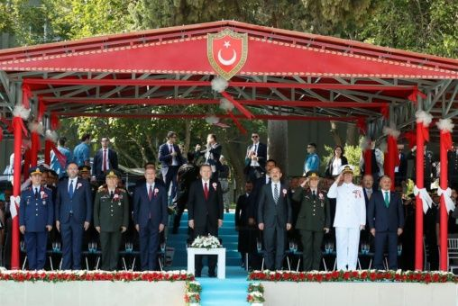 Erdogan denuncia que EE.UU. mantiene un ataque contra Turquía