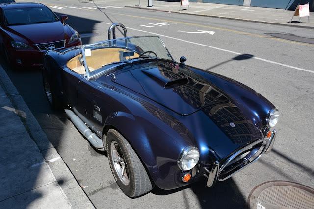 Seattle vintage car