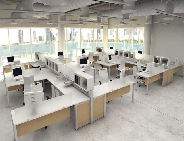 best buy white modern office furniture Northern Ireland UK for sale