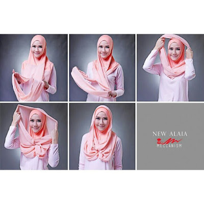 Hijab Ala Zaskia Adya Mecca Instant