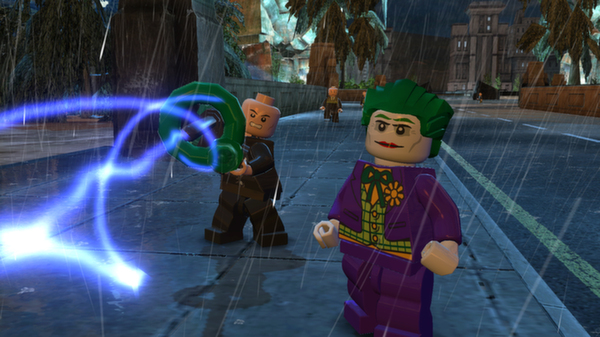 Lego Batman 2 DC Super Heroes PC Game
