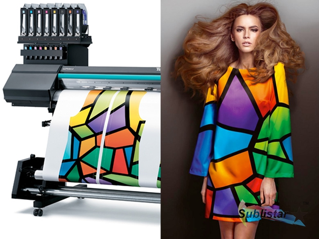 RT-640 Dye Sublimation Printer