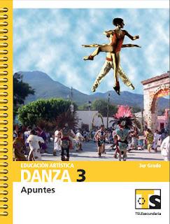 Libro de TelesecundariaDanza Educación ArtísticaIIITercer grado2016-2017