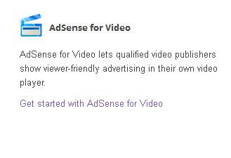 كيفية الأشتراك في خدمة جوجل أدسنس للربح من الفيديو Adsense For Video