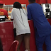See what this Nigerian lady is wearing in public