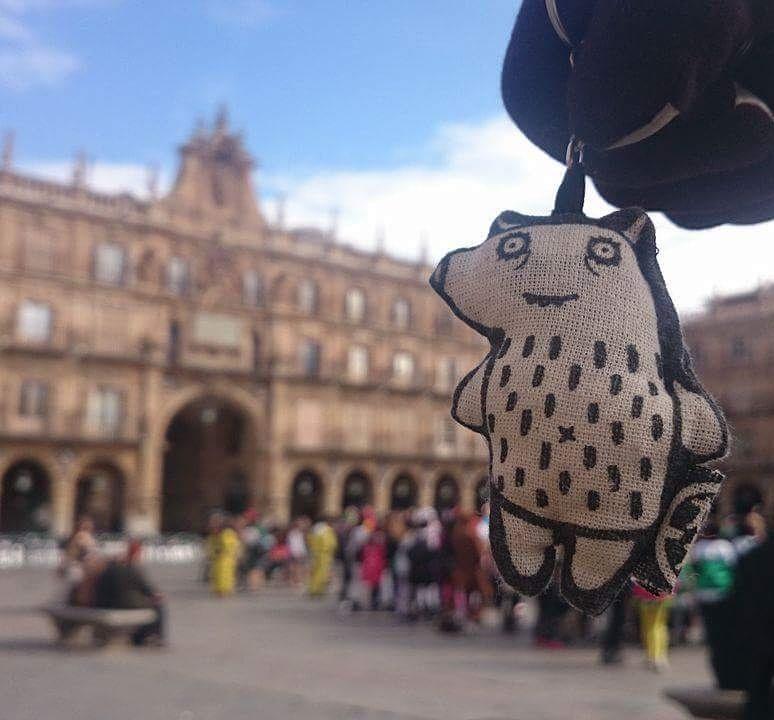 Tentis, leyendas y tradiciones salvadoreñas mediante el diseño