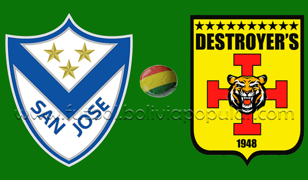 San José vs. Destroyers - En Vivo - Online - Cuartos del Final - PlayOffs