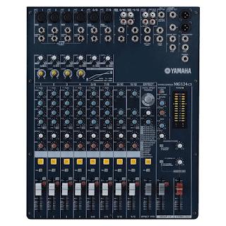 Harga Yamaha Mixer MG124CX
