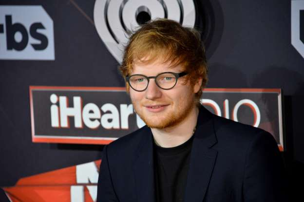 Ed Sheeran Breaks Guinness World Records With 'Divide' Album