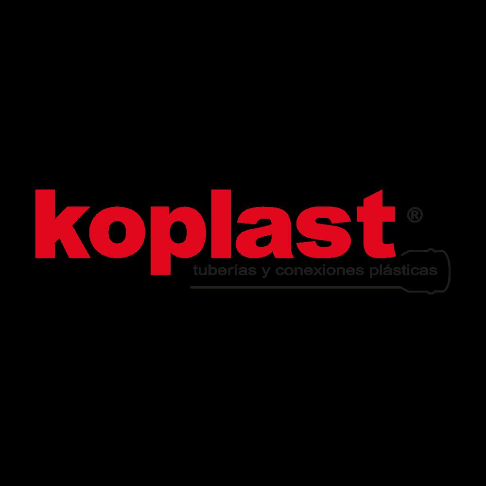 Logo KOPLAST - Auspiciador III Congreso Internacional de la Industria Plástica, Lima, Perú, abril 2020