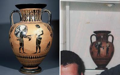 Το «κυνήγι» των κλεμμένων αρχαιοτήτων της Ελλάδας