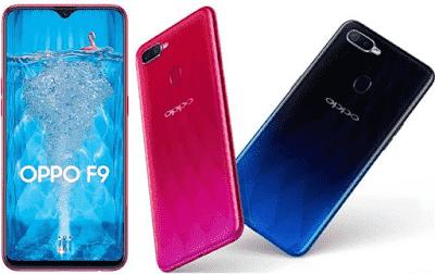 Harga Oppo F9 Terbaru beserta Spesifikasi Lengkap