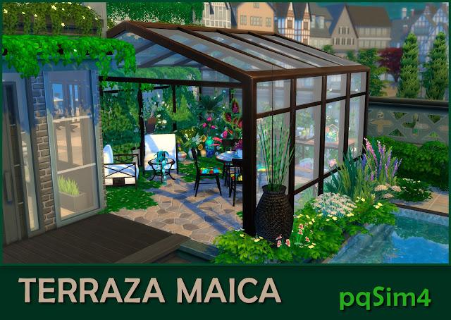 Terraza Maica Detalle 6.