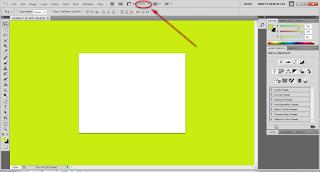Cara memperbesar dan memperkecil tampilan Gambar Photoshop